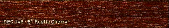 DEC 146 / 81 Rustic Cherry