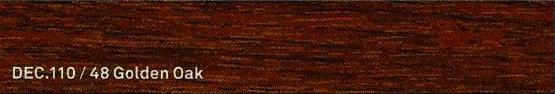 DEC 110 / 48 Golden Oak
