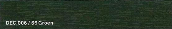 DEC 006 / 66 Groen