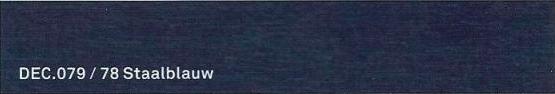 DEC 079 / 78 Staalblauw