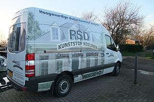 Bus RSD kunststofkozijnen